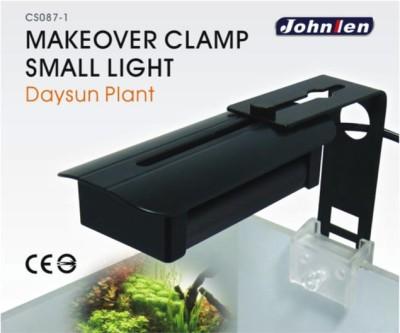Johnlen Makeover Clamp LED -7000K Daysun Plant Small 26cm max.