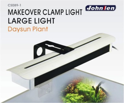 Johnlen Makeover Clamp LED – 7000K Daysun Plant Large 46cm max.