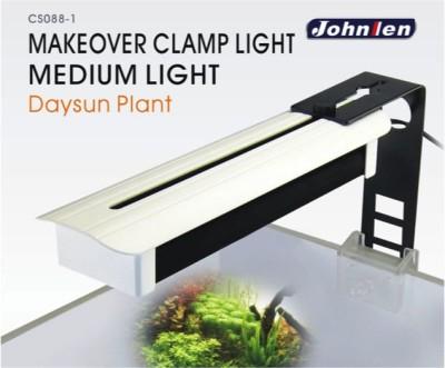 Johnlen Makeover Clamp LED – 7000K Daysun Plant Medium 36cm max.