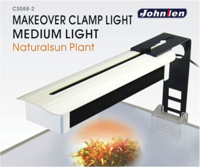 Johnlen Makeover Clamp LED – Mix Naturalsun Plant Medium 36cm max.