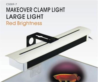 Johnlen Makeover Clamp LED – Red Brightness Large 46cm max.