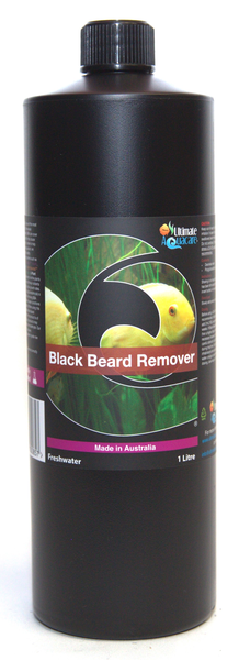 Black Beard Remover  1 Litre