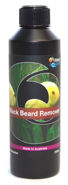 Black Beard Remover  250ml