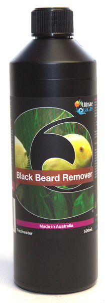 Black Beard Remover  500ml