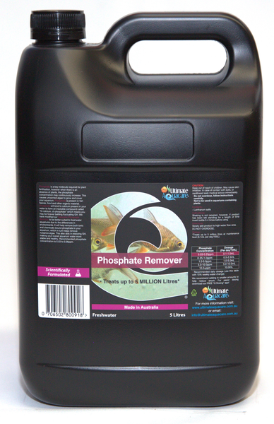 Phosphate Remover (Freshwater) 5 Litres