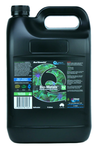 Reef Essential® Bio-Metals™ 5 Litres