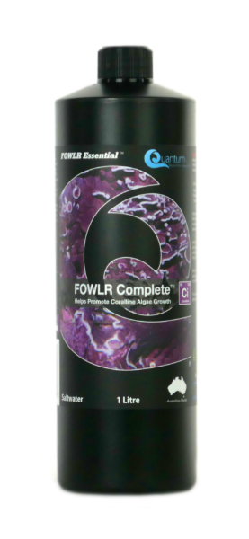 FOWLR Essential™ FOWLR Complete™ 1 Litre