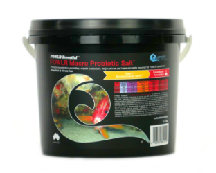 Reef Essential® FOWLR Macro Probiotic Salt™ 2.2kg