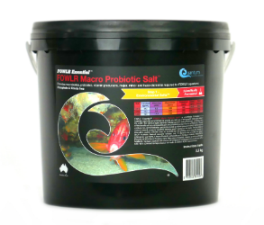 Reef Essential® FOWLR Macro Probiotic Salt™ 5.5kg