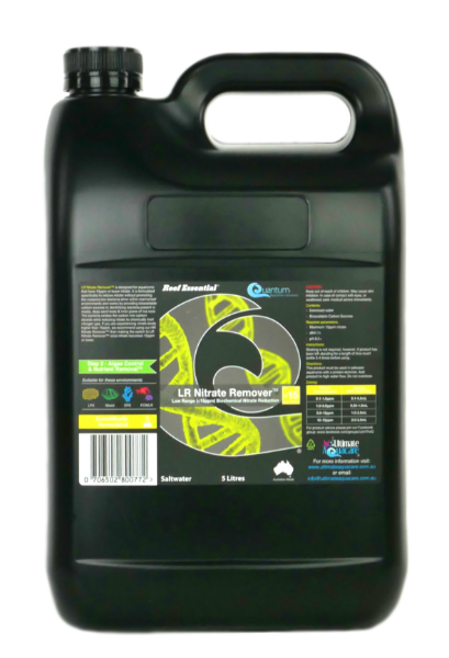 Reef Essential® LR Nitrate Remover™ 5 Litres